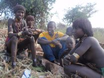 In Omo Valley